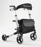 Rollator ExelCare Travel Light